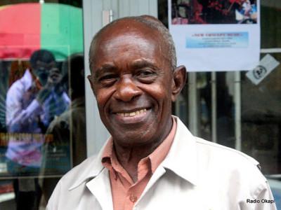 Jean Lema, alias Jamais Kolonga (c) Radio Okapi