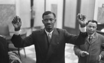 Lumumba, héros national