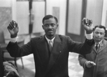 Lumumba, héros national