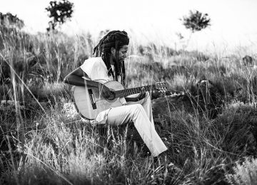 Five tracks that inspired South-African guitarist Sibusile Xaba