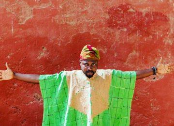 Elom 20ce, rappeur du Togo : « On veut avoir des enfants qu'on peut regarder dans les yeux »