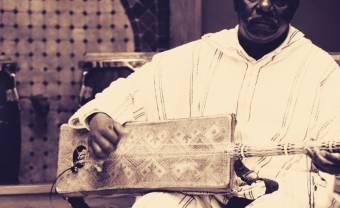 Le légendaire musicien gnaoua Mahmoud Gania est enfin édité en vinyle