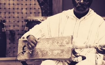 Legendary Gnawa musician Mahmoud Gania finally receives vinyl release