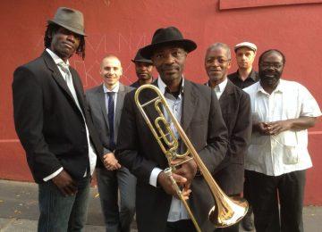 Debademba, African Salsa Orchestra, deux albums et un concert