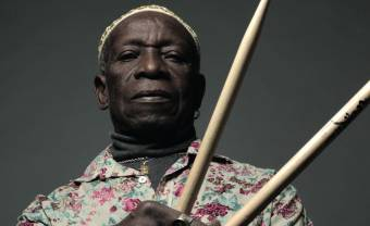 Tony Allen, the drummer who played like no other