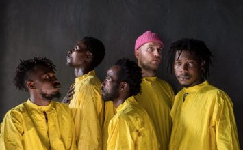 Congolese electronic music collective KOKOKO! shares a crazy debut music video