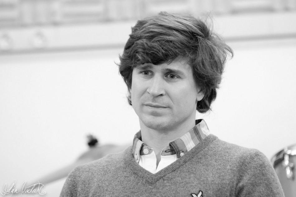 Frank Descollonges (c) Julien Vachon