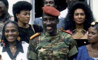 Sankara en chansons, in memoriam