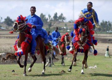Exclu : 'Africa', le tube ethio-funk de Gili Yalo