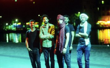 Touareg band Imarhan is getting funky