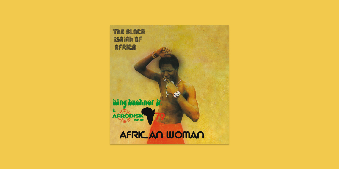 King Bucknor Jr. - African Woman