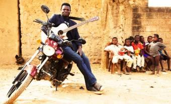 Jacob Salem & Somkieta : le warba rock du Burkina