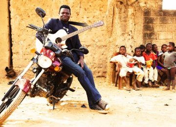 Jacob Salem & Somkieta : le warba rock du Burkina