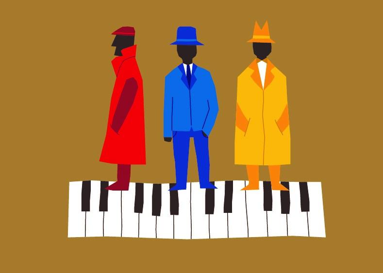 Kora Jazz Trio Part IV
