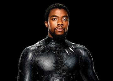 Black Panther : le Black Power Image-in-air !