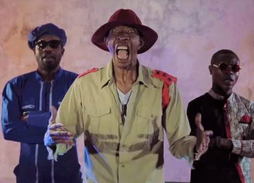New Video: Jupiter & Okwess – Ekombe