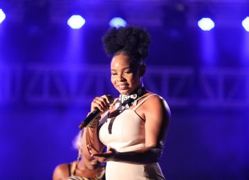 "Yemi Alade: ""Africa is going be the spot"""