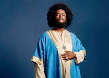 "Kamasi Washington Announces New Album ""Heaven and Earth"" And Shares Two Songs"