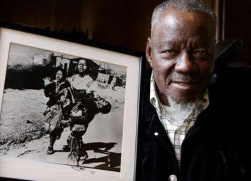Sam Nzima, dont la photo fit connaître au monde les émeutes de Soweto, est décédé