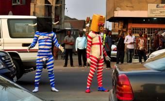 Le film Système K : l'art de la survie dans les rues de Kinshasa