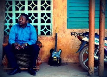 "Samba Touré Announces New Album ""Wande"""