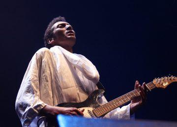 Bombino : « la guitare c'est comme les maths »