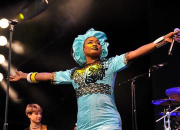 À Kinshasa, le festival JazzKif continue d'ouvrir le dialogue des cultures