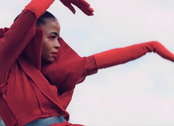 Clip du jour : OKZharp and Manthe Ribane – Closer/Apart