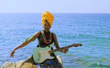 Fatoumata Diawara unveils visuals for 'Bonya'