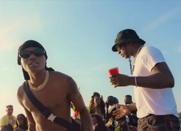 Skepta et Wizkid tournent le clip de 'Energy' au Nigeria
