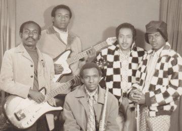 Habibi Funk réédite le mythique album de The Scorpions & Saif Abu Bakr