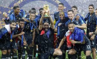 Dimanche 09 septembre, les Magic System seront au Stade de France avec les Bleus