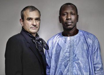 Ballaké Sissoko et Vincent Ségal, le duo magnifique en concert à Paris