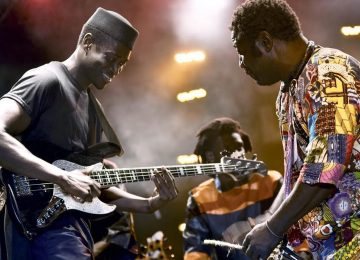 Africa is Music : « l'œil musical » du photographe Samuel Nja Kwa