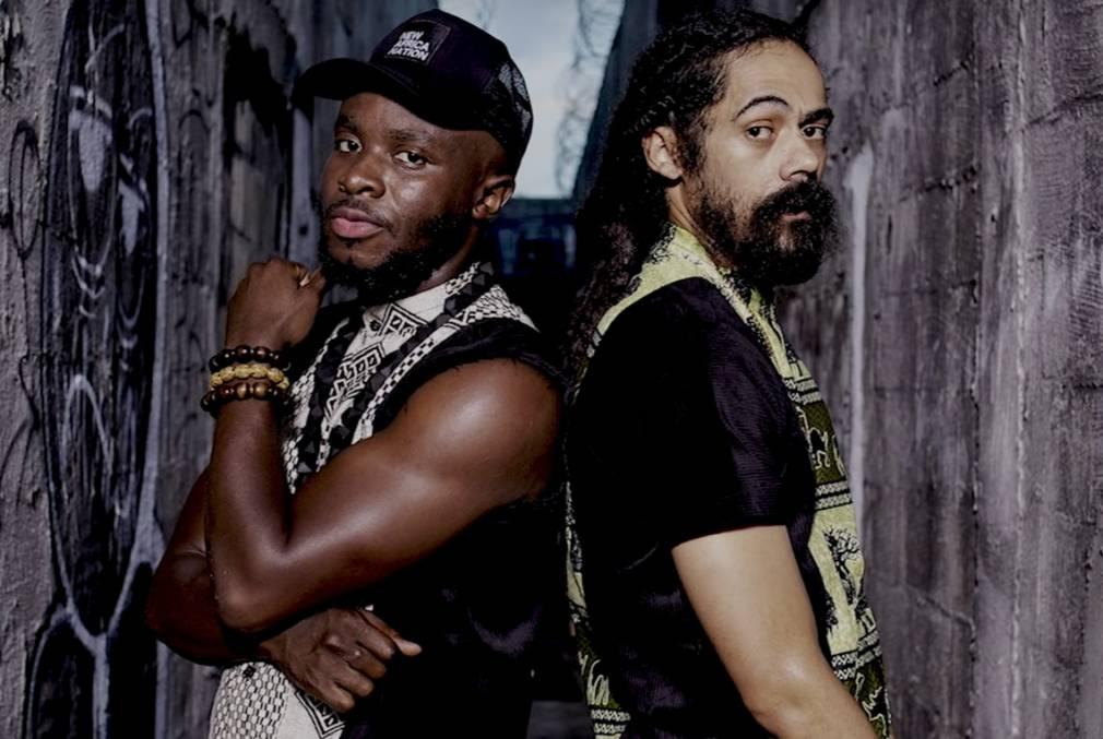 Clip du jour : Fuse ODG – Bra Fie (Come Home) feat. Damian Marley