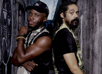 New Video: Fuse ODG – Bra Fie (Come Home) feat. Damian Marley
