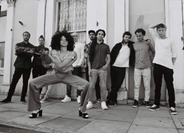 Le collectif anglais Nubiyan Twist collabore avec Tony Allen et Mulatu Astatke