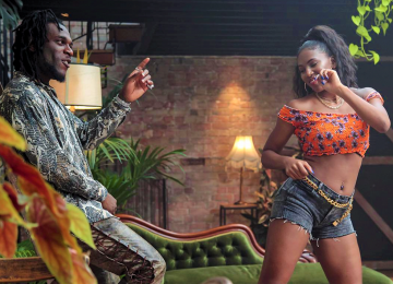 Clip du jour : Burna Boy – On The Low