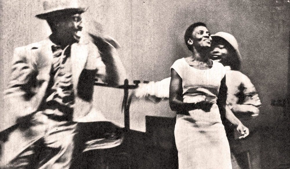 Miriam Makeba dans l'opéra jazz King Kong
