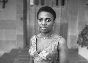 Miriam Makeba: become a singer despite the apartheid