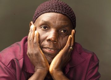 L'icône zimbabwéenne Oliver «Tuku» Mtukudzi est décédée