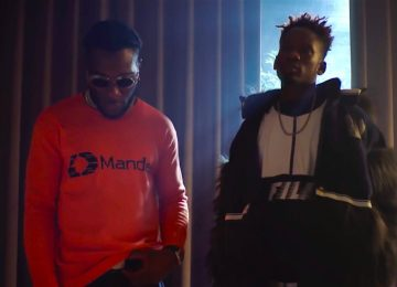 Mr Eazi and Burna Boy shines in new video 'Miss You Die'