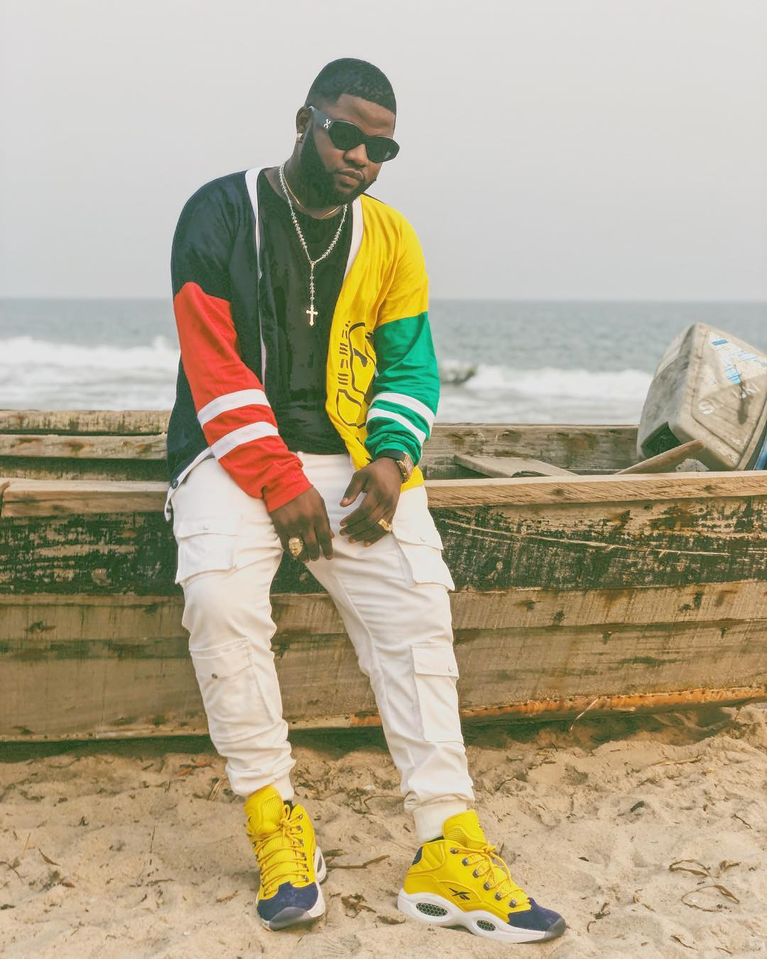 Nigerian rapper Skales talks about his background, love for
