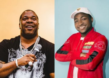 Davido unveils 'Fall' remix featuring Busta Rhymes and Prayah
