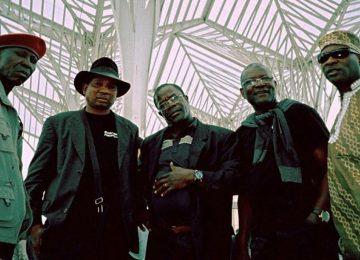 Le groupe légendaire de São Tomé-et-Principe África Negra présente un nouvel album sur Mar & Sol