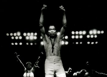 Histoires de Fela : Sorrow, Tears and Blood