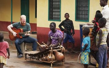Ghanaian xylophone master Isaac Birituro and Sonny Johns team up on 'Yesu Yan Yan'