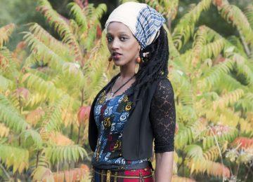 Mo'Kalamity, reine africaine du reggae-roots français