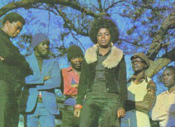 Nyami Nyami exhume un album perdu du groupe zimbabwéen New Tutenkhamen