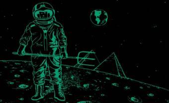 Egyptology 0.5 de Space Farm, un disque perdu entre le Colorado, l'Égypte et l'espace